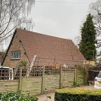 Roofer in Hemel Hempstead